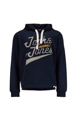 Sweat-shirt JACK AND JONES 12142696 Bleu marine