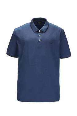 Polo JACK AND JONES 12143859 Bleu marine