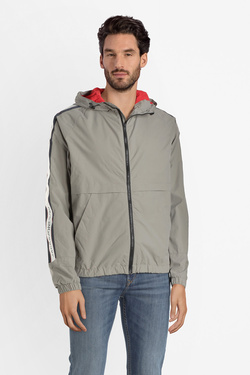 Blouson JACK AND JONES 12145774 Gris clair