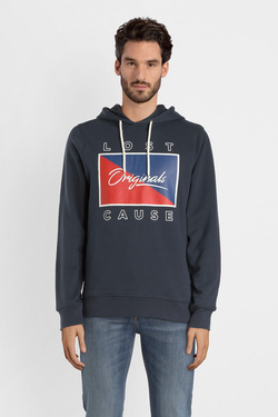 Sweat-shirt JACK AND JONES 12146000 Bleu