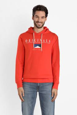 Sweat-shirt JACK AND JONES 12146000 Rouge