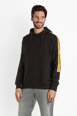 Sweat-shirt JACK AND JONES 12145372 Noir