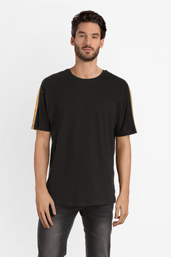 Tee-shirt JACK AND JONES 12145072 Noir