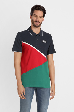 Polo JACK AND JONES 12145117 Rouge