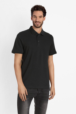 Polo JACK AND JONES 12145080 Noir