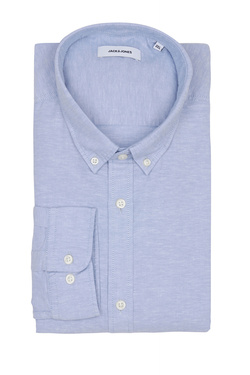 Chemise manches longues JACK AND JONES 12152782 Gris