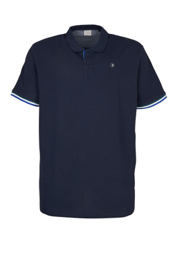 Polo JACK AND JONES 12148994 Bleu marine