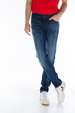 Jean JACK AND JONES 12133074 Bleu