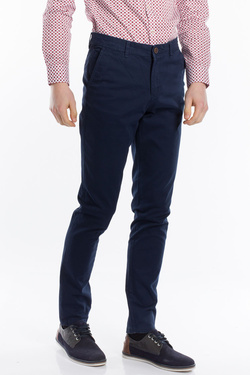 Pantalon JACK AND JONES 12150148 Bleu marine