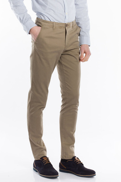 Pantalon JACK AND JONES 12150160 Beige