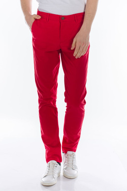 Pantalon JACK AND JONES 12150164 Rouge