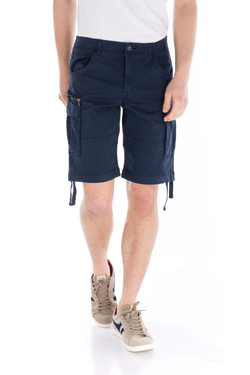 Bermuda JACK AND JONES 12133060 Bleu marine