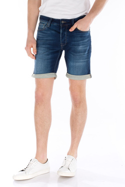Short JACK AND JONES 12147065 Bleu gris