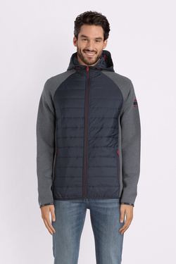 Blouson JACK AND JONES 12148583 Bleu marine