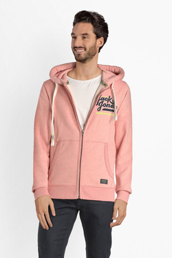 Sweat-shirt JACK AND JONES 12147694 Rose