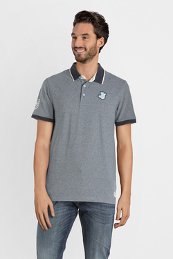 Polo JACK AND JONES 12149902 Bleu