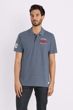 Polo JACK AND JONES 12147697 Bleu