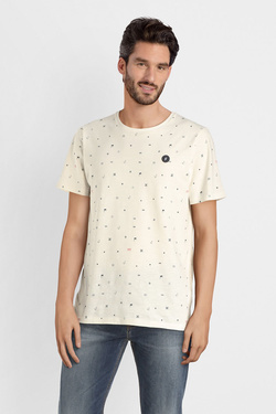 Tee-shirt JACK AND JONES 12147512 Blanc