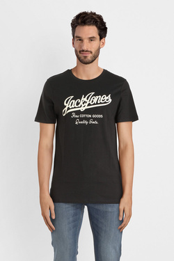 Tee-shirt JACK AND JONES 12147844 Noir