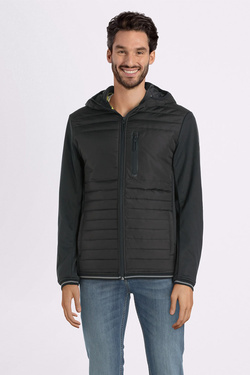 Blouson JACK AND JONES 12160365 Noir
