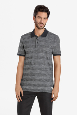 Polo JACK AND JONES 12157889 Gris