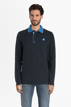 Polo JACK AND JONES 12158830 Gris
