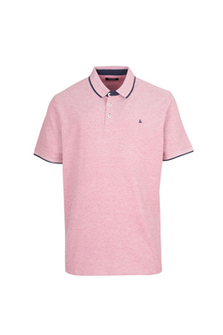 Polo JACK AND JONES 12143859 Rouge