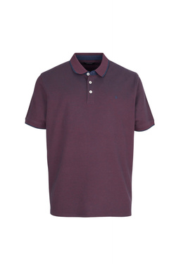 Polo JACK AND JONES 12143859 Rouge bordeaux