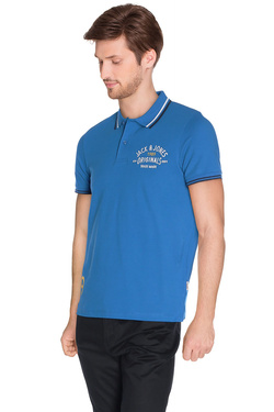 JACK AND JONES - Tee-shirtATHLETICBleu