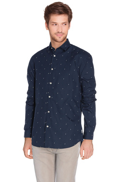 JACK AND JONES - Chemise manches longuesDEANBleu marine