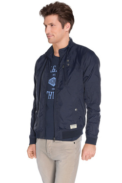 JACK AND JONES - BlousonBOMBER JJBleu marine