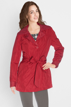 Trench JULIE GUERLANDE 49JG2IM920 Rouge