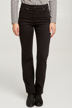 Pantalon JULIE GUERLANDE 50JG2PS920 Noir
