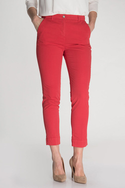 Pantalon JULIE GUERLANDE 51JG2PS100 Rouge