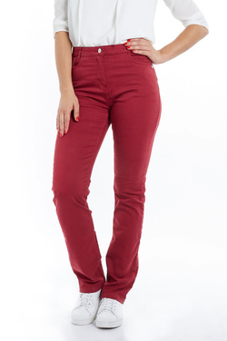 Pantalon JULIE GUERLANDE 52JG2PS900 Rouge