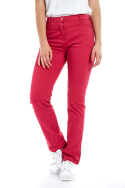 Pantalon JULIE GUERLANDE 52JG2PS900 Rose fuchsia