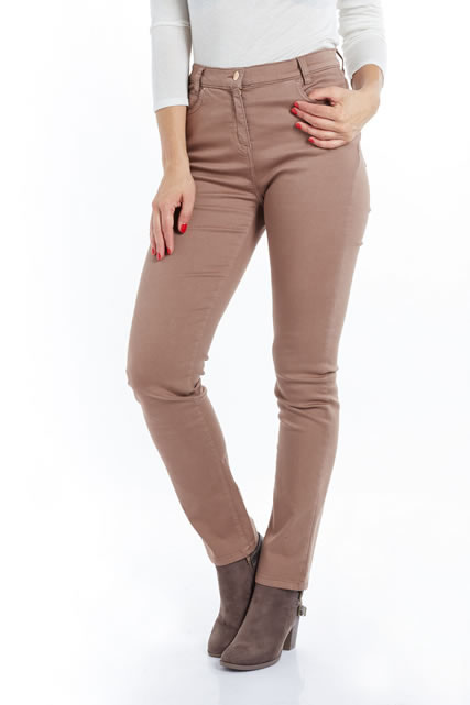 Pantalon slim 5 poches JULIE GUERLANDE