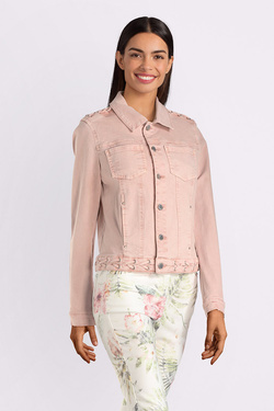 Veste JULIE GUERLANDE 53JG2VE510 Rose