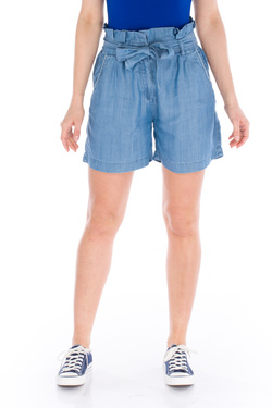 Short JULIE GUERLANDE 53JG2PC720 Bleu