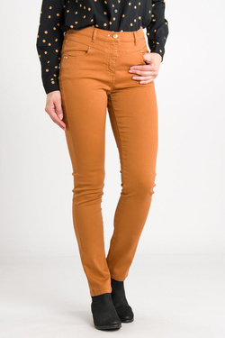 Pantalon JULIE GUERLANDE 54JG2PS000 Marron