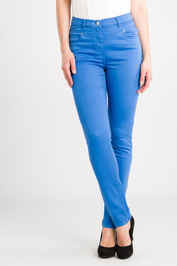 Pantalon JULIE GUERLANDE 54JG2PS000 Bleu