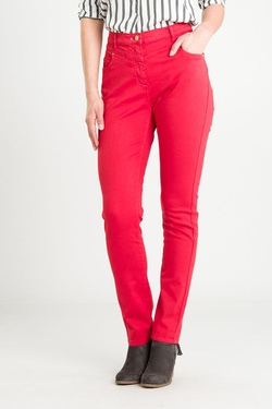 Pantalon JULIE GUERLANDE 54JG2PS000 Rouge