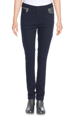 Pantalon JULIE GUERLANDE 48JG2PS890 Bleu