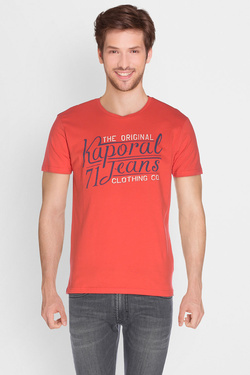 KAPORAL - Tee-shirtTEROVRouge