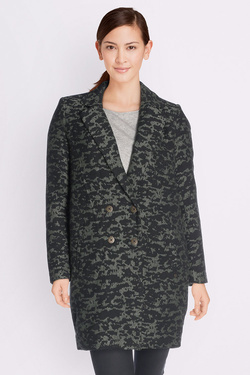 Manteau KAPORAL BROOK Noir