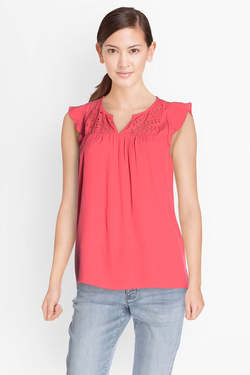 Blouse KAPORAL FIRM Rouge