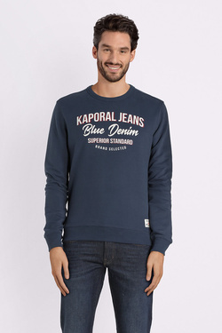 Sweat-shirt KAPORAL FUOL Bleu