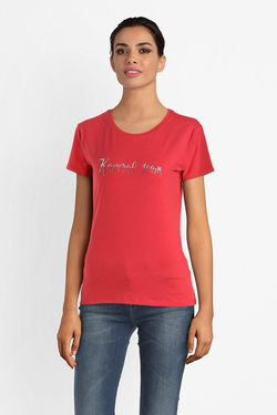 Tee-shirt KAPORAL BUSY Rouge