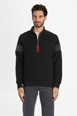 Sweat-shirt KAPORAL MOTT Noir