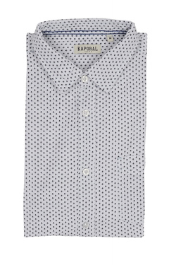 Chemise manches longues KAPORAL MELLY Blanc